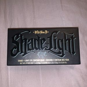 NEW Kat Von D Mini Eye Palette